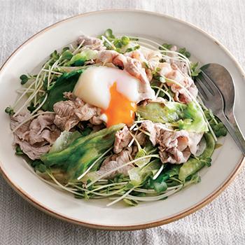 【めんつゆをササッと混ぜるだけ。料理上手がアピールできる簡単レシピ