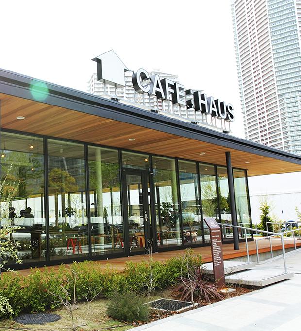 豊洲の「CAFE;HAUS」で開催!