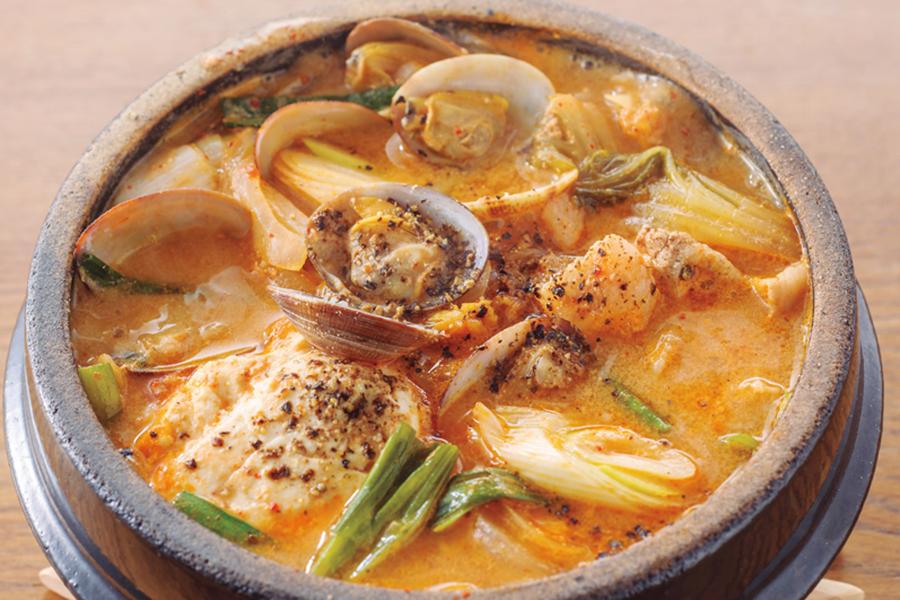 チゲ レシピ 豆腐