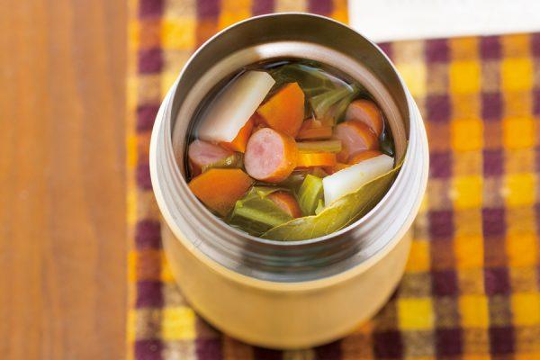 【スープジャー】ポトフ レシピ・作り方