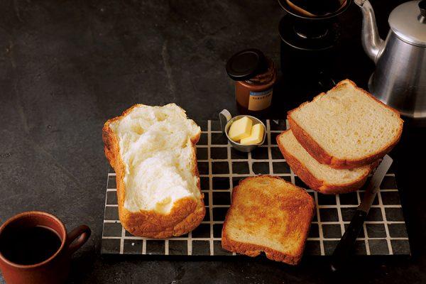 ホームベーカリーで作る!専門店級のプレミアムな食パン プレーンタイプ13のレシピ