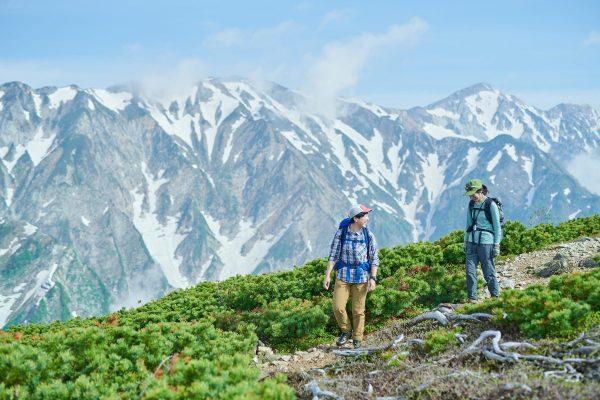 憧れのアルプス旅へ ー北アルプスの入門 唐松岳を歩くー