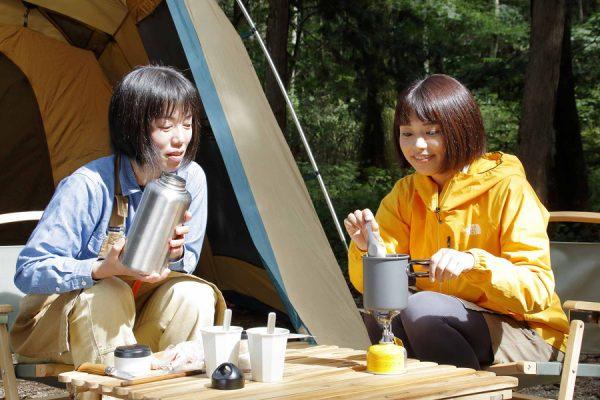 山で、キャンプで作りたい!プロが教えるシーン別「簡単外ごはん」|山ごはん編